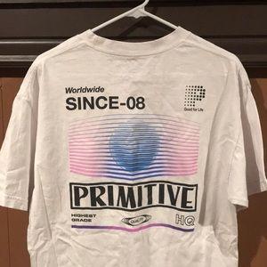 Primitive T-Shirt Sz Large